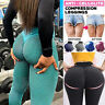 Women Yoga Pants Anti-Cellulite High Waisted Scrunch Push Up Honeycomb Leggings
