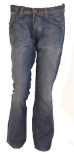 G Star Raw Reese Classic Ladies Blue Jeans Size 30W 32L *REF159