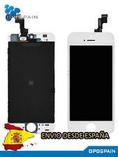 PANTALLA COMPLETA TACTIL LCD IPHONE 5S CALIDAD AAA blanca ENVIO  MRW 24H