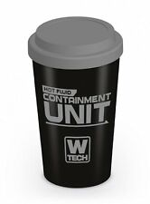 BATMAN ARKHAM KNIGHT TRAVEL MUG NEW 100% OFFICIAL MERCHANDISE