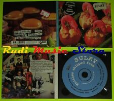 CD Singolo SULKY Knishes shipped free 1996 DOLORES RECORDS DOL040  mc dvd (S8)