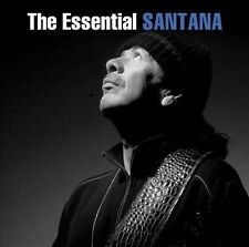 SANTANA The Essential 2CD BRAND NEW Best Of Greatest Hits Carlos Santana