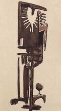 JULIO Gonzalez montato POCHOIR Print, Berggruen 1957, Jacomet PICASSO interesse 3
