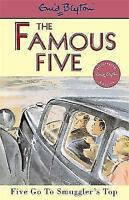 """""""AS NEW"""" Five Go To Smuggler's Top: Classic cover edition: Book 4 (Famous Five),"""
