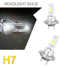 H7 160W HID WHITE XENON LED BULBS PLASMA UPGRADE 6000k fit for AUDI BMW FORD VW