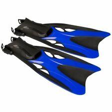 Waimea Senior Swimming Fins 42 - 47 88DP Training Flippers Diving Equipment