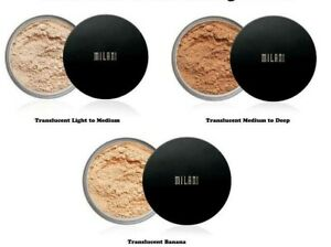 Milani Make It Last Setting Powder ~ Choose From 4 Shades