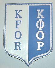 parche ET KFOR spain patch kosovo mision internacional