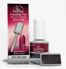 IBD Just Gel Polish - AURORA MAGNETIC + FREE MAGNET .5oz - Pick your color