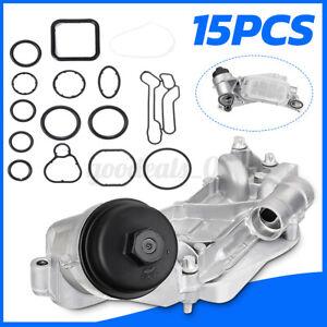 Oil Cooler & Gasket Seal Kit For Holden Cruze JG JH 1.8L Astra AH Barina TM Trax