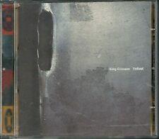 King Crimson Thrak 24 Karat Gold CD Virgin Gold Limited Edition OOP