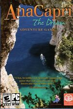 ANACAPRI THE DREAM PC Game Adventure DVD NEW in BOX