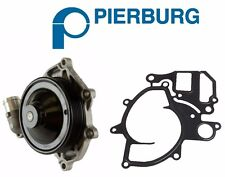 OEM Pierburg Engine Cooling Water Pump w/ Gasket for Porsche 911 Carrera Boxster