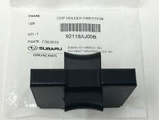 2010-2014 Subaru Center Console Cup Holder Insert Legacy Outback 92118AJ00B OEM