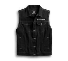 """Original  Harley-Davidson Herren Jeansweste """"UPRIGHT EAGLE""""   98415-19VM"""