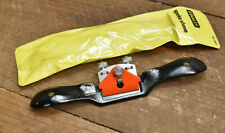 L652- STANLEY 151 FLAT BASE CARPENTERS SPOKESHAVE  12 151 In Package