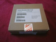 Genuine Lenovo security cable lock - 54Y9362 0B51016 - sealed