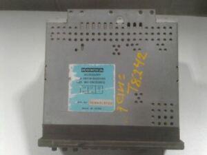 Audio Equipment Radio Am-fm-cassette Automatic Replay Fits 88-89 CIVIC 1349764