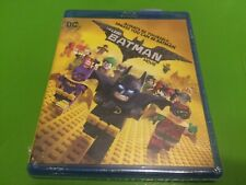 The LEGO Batman Movie (Blu-ray ) new sealed  FREE S/H !!!
