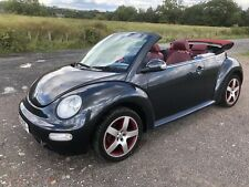 2005 VW Beetle Convertible Dark Flint Limited Edition - NOW SOLD
