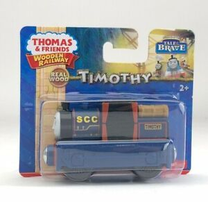 Timothy the Saddle Tank Engine Wooden Wood Train Toy From Thomas & Friends