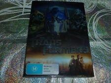 TRANSFORMERS (2 DISC SPECIAL EDITION) (DVD, M) (135515 A)