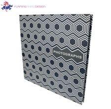 Cajas y álbumes de fotos de color principal blanco