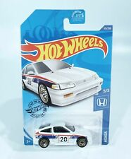 2020 Hot Wheels '88 Honda CRX White JDM Honda 1/64 NEW!