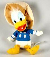 Disney Store 10 Inch Donald Duck Sombrero Bean Bag Plush The Three Caballeros