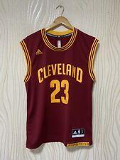 Cleveland Cavaliers Lebron James # 23 Baloncesto Camisa Jersey Adidas Nba Talla S