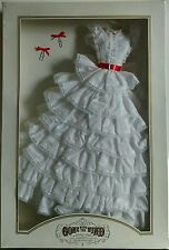 Franklin Mint Scarlett O'hara Gone With The Wind Doll Dress