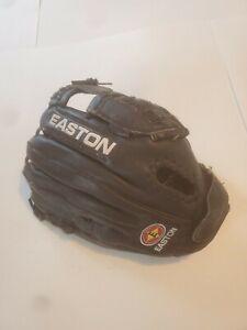 "Easton ""Black Magic"" Baseball Glove 12.5"" RHT  #BMX 125B. Youth."