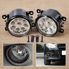 2x LED Nebelscheinwerfer Nebel Licht für Ford Focus Nissan Suzuki Honda Subaru