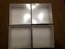 New (4) Small Jewelry Gift Boxes