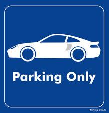Parking Only - Porsche 911 / 996 Turbo - Aufkleber