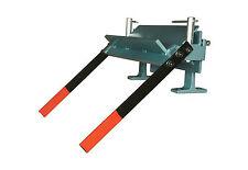 Plieuse de tôle manuelle 500mm / 2,0mm -Appareil de cintrage - Cintreuse Atelier