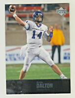 2011Upper Deck UD College Legends #97 ANDY DALTON RC Rookie TCU Dallas Cowboys