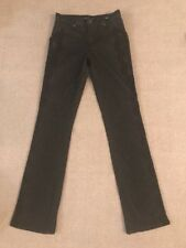 Baby Phat Babyphat Women's See Through Lace Side Blue Jeans Size 3 EXCELLENT! A3