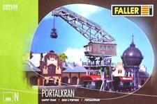 Faller 222198 N - Portalkran NEU & OvP