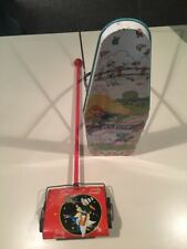 Antique Tin Toy Sweeper Suzy Goose Petra Wabie And Lil Bo Peep Ironing Board