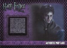 Harry Potter & the Deathly Hallows Part 1 Blankets from Tent P2 Prop Card