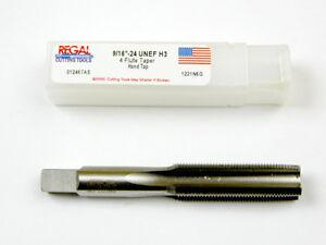 Regal M25 X 1.5 D6 4 Flute Plug Tap Lathe Machinist Threads NEW USA