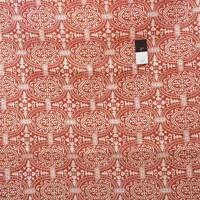Amy Butler LRAAB002 Alchemy Memoir Cinnamon Rayon & Linen Fabric 1 1/2 Yard