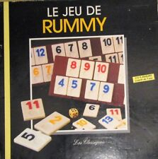 3-4-4 Myrummy Rummy SMN metallique de Schmidt Jeux Neuf /& neuf dans sa boîte