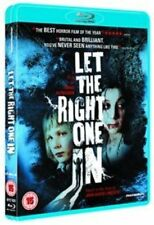 Let The Right One in 5060116724752 With Kare Hedebrant Blu-ray Region 2