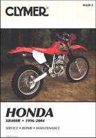 1996-2004 Honda XR400 XR400R XR 400 400R CLYMER REPAIR MANUAL M320