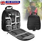 Waterproof Travel Camera Bag Backpack SLR DSLR for Nikon Sony Canon Rucksack OS