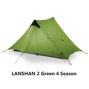 LanShan 2 3F UL GEAR 2 Person 20D Outdoor Ultralight Camping Tent 4 Season