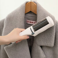 Electrostatic Cloth Lint Dust Remover Brush Animal Pet Hair Cleaner Home Supply