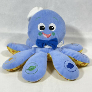 Kids II BABY EINSTEIN OCTOPLUSH MUSICAL OCTOPUS Classical Educational BABY TOY